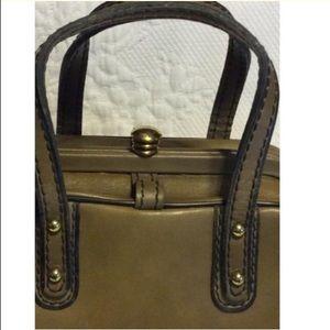 Vintage Bags - Vintage Pill Box Purse